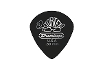 Dunlop Tortex Pitch Black Jazz Picks- 482