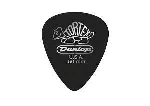 Dunlop Tortex Pitch Black Pick
